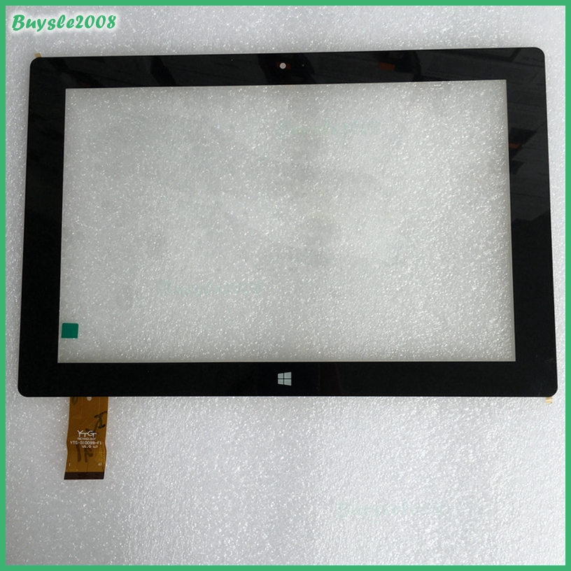 For YTG-G10099-F1 Tablet Capacitive Touch Screen 10.1 inch PC Touch Panel Digitizer Glass MID Sensor free shipping new capacitive touch panel 7 inch mystery mid 703g tablet touch screen digitizer glass sensor replacement free shipping