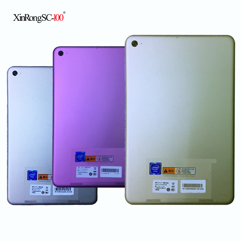For Xiaomi Mi Pad 2 Back Plastic Cover Panel Shell Bottom Plate Parts Replacement