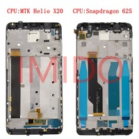 5 5 LCD For Xiaomi Redmi Note 4 LCD Display Touch Screen Digitizer Assembly Frame Replacement