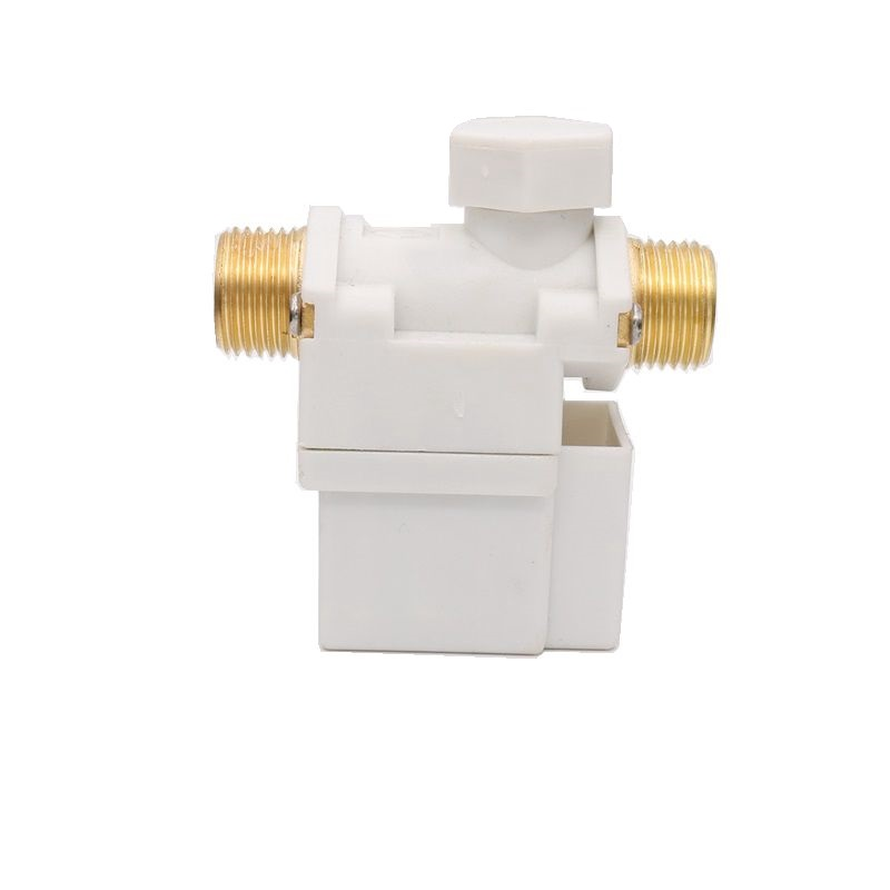 DC12V Solenoid Valve DN15 NC Automatic Water Valve Solar Water Heater Pressure Solenoid Valve FCC-11S
