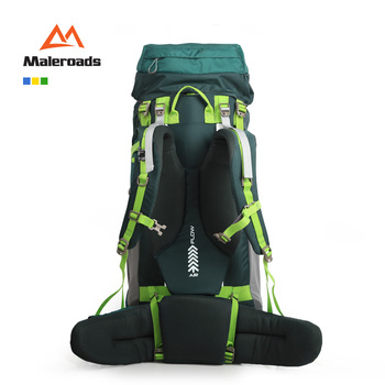 70L Hiking Climb Backpack 1