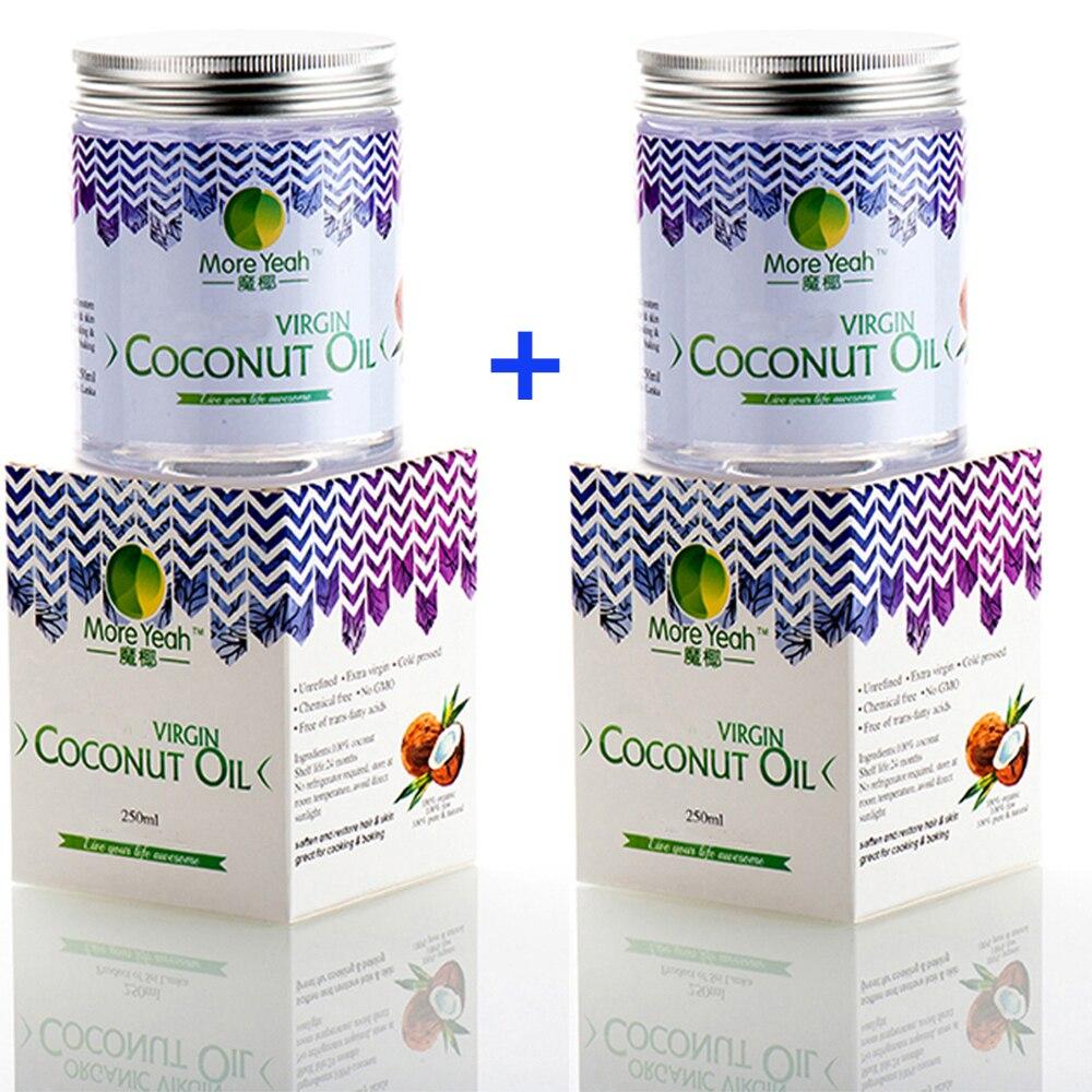 Huile de coco 100% naturelle pour soin d ...