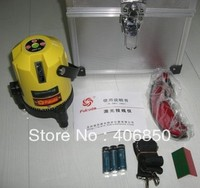 Fukuda 3 линии лазерных линий проекторы/лазерный уровень 2V1H EK 255P