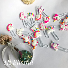6pcs Personalized Gift Childrens Day Unicorn Bookmark Wedding Party Gifts Birthday Decoration Adult Bachelorette Souvenir
