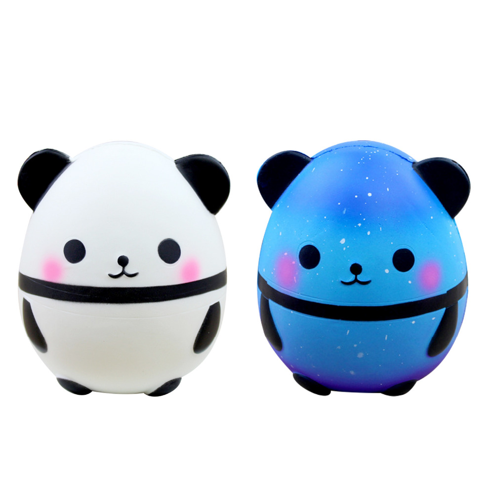 Collectibles 15cm Jumbo Kawaii Squishy Big Soft Panda Cute Bear Squeeze Squishi Slow Rising Toy Relieves Stress Anxiety Phone Strap Advertising