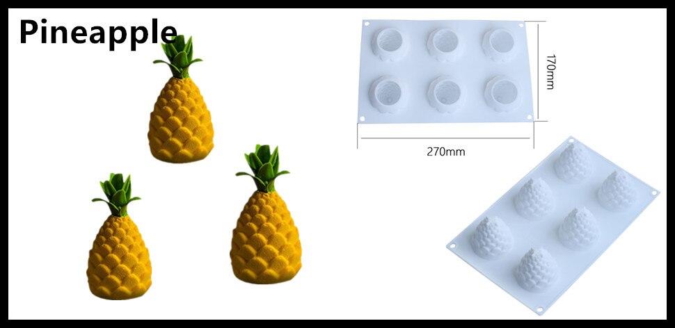 6连菠萝详情页
