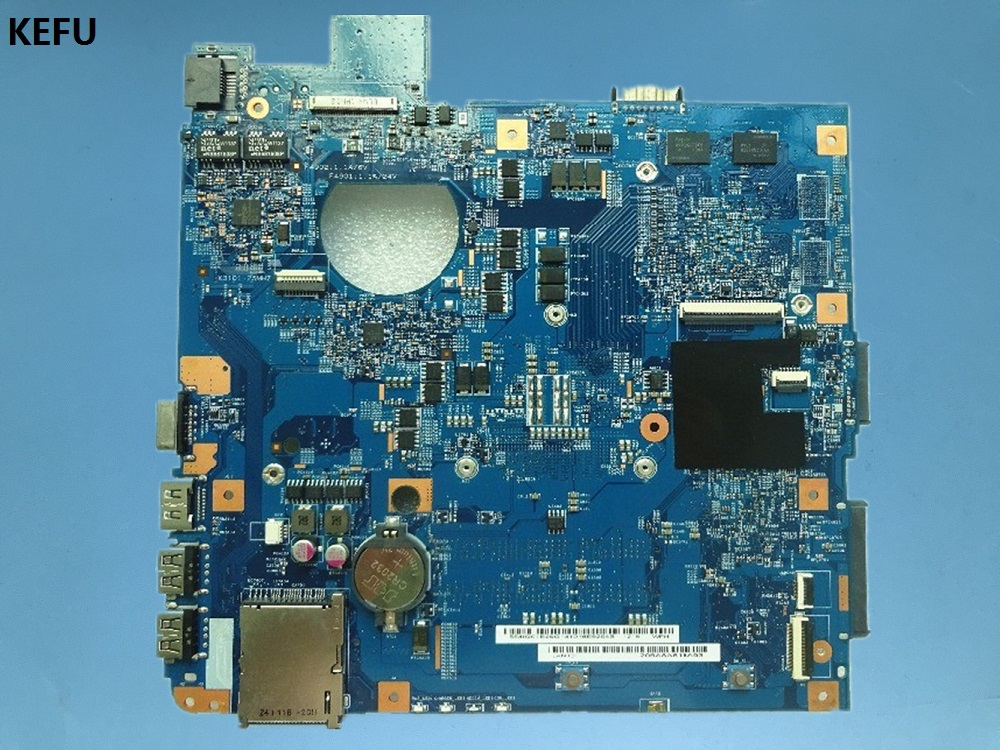 KEFU MBRHY01002 48.4IQ01.041 Mainboard For Acer Aspire 4750 4750G 4755G Laptop Motherboard HM65 MB.RHY01.002 Works Perfectly
