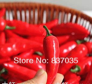 100pcs Lot Foam Simulation Decorative Fruit Getables Hot Chili Pepper 67x15mm House Kitchen Indoor Wedding Party Decorations In Artificial Dried