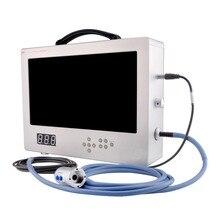 Переносная эндоскоп-камера Full HD 1080P камера Интегрированный Светодиодный 15 дюймов для медицинского эндоскопа