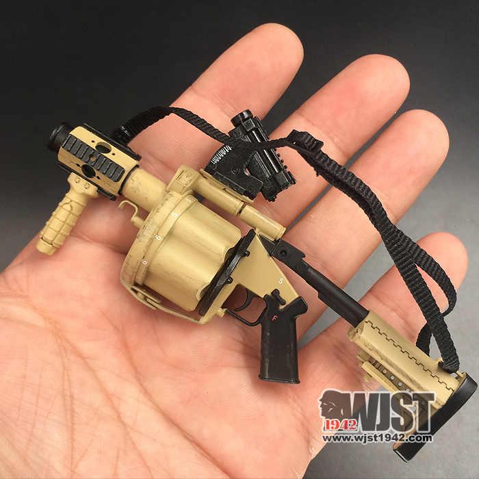 Zy 1: 6 США Mgl короткие Solider игрушечное оружие для игрушки