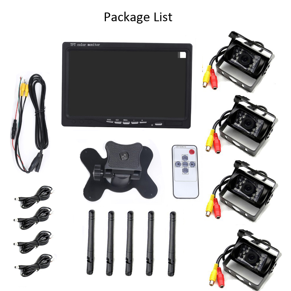Unique Peak Wireless Backup Camera Mold - Simple Wiring Diagram ...