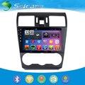 Seicane 9 polegada cheia 1024*600 Tela Sensível Ao Toque para 2015 Subaru Forester Android Sistema de Navegação GPS com Bluetooth Espelho 5.0.1 link