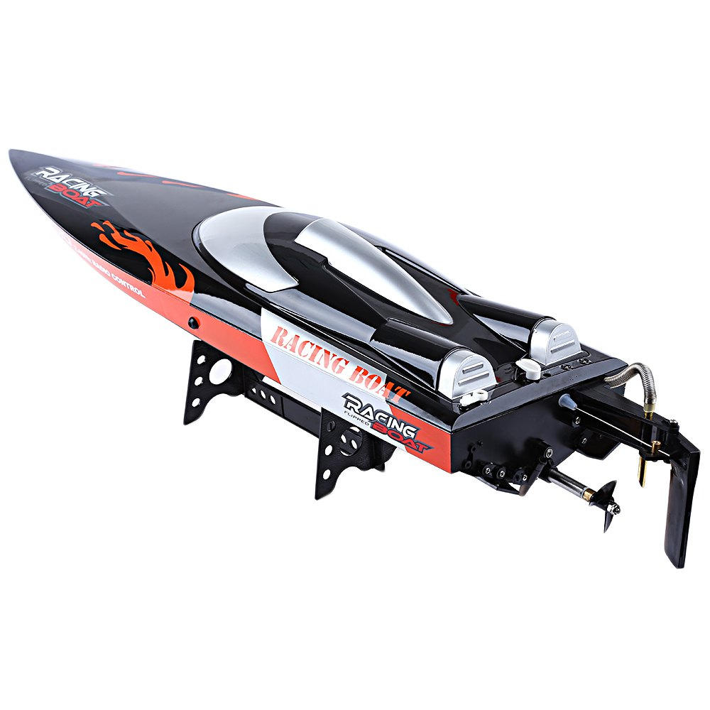 New electric RC speedboat FT010 2 4G 72cm super large water cooling 35km h high speed