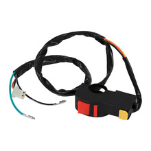 On/Off-Button Handlebar-Switch Motorcycle-Motor Headlamp-Horn Car-Styling 7/8-