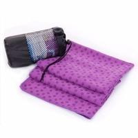 Joerex I.care Quick Dry Microfiber Lady Yoga Towel Home Gym Sports Swimming Bath Beach Yoga Mat Blanket