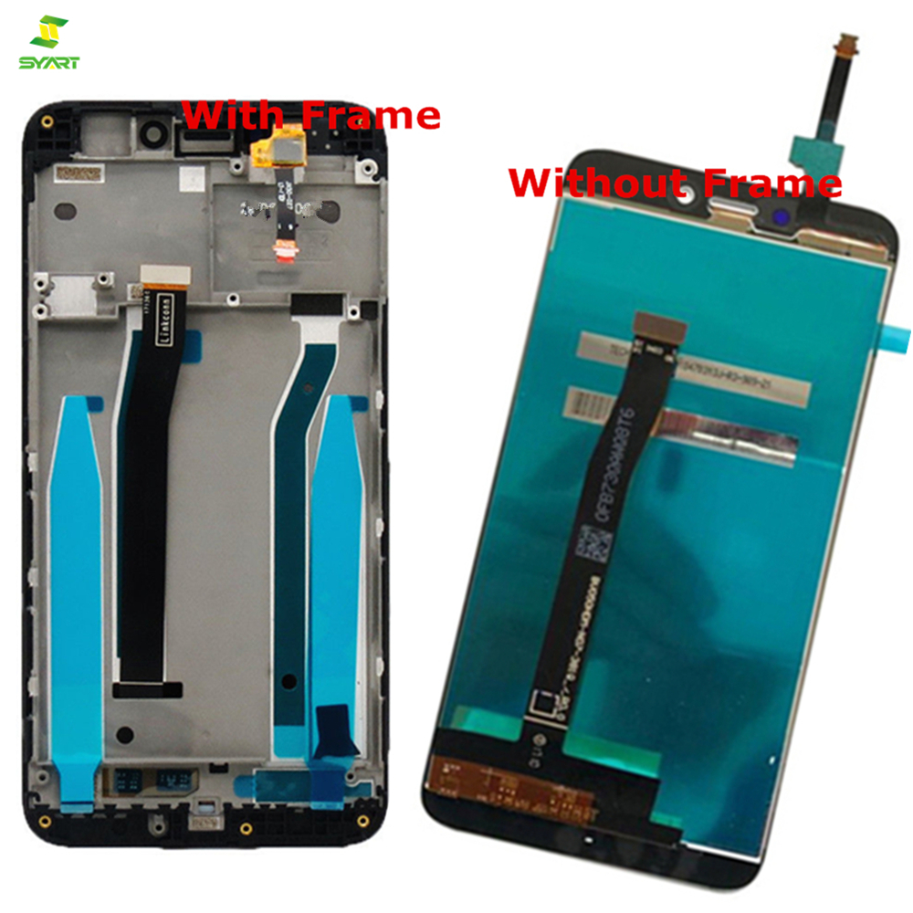 Black 5.0 inch 4X For Xiaomi Redmi 4X LCD Display + Touch Screen Panel Digitizer LCD Assembly Screen for Xiaomi Redmi 4X Global