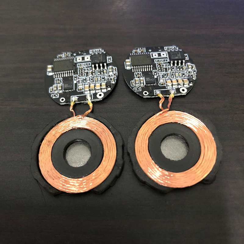 Pohiks DIY PCBA Replac For Apple Watches Portable 5W Qi Wireless Charger PCBA Circuit Board for Apple Watches Wireless Charger