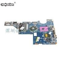 NOKOTION Laptop Motherboard For HP G42 G62 CQ42 CQ62 mainboard 605140 001 PGA478 Chipset GL40 DDR3 works