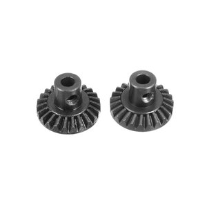 Image 5 - Upgrade Metal Gear Bridge Axle For WPL C14/C24 JJRC B14/B24 With Screws RC Truck RC Car Parts