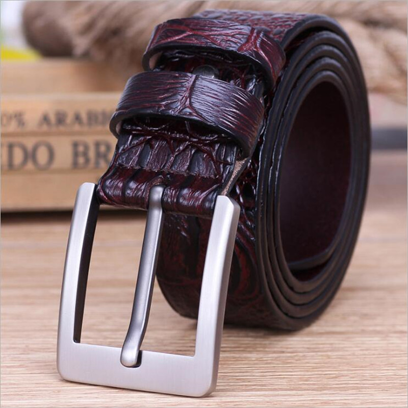 Apparel Accessories United Zld Mens Chinese Dragon Automatic Buckle Luxury Brand Male Genuine Leather Strap Belts For Men Top Quality Belt Cummerbunds
