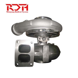 Radient HX80 4044427 3539284 3539285 3539286 4955508 4033450 turbo turbocharger para Cummins holset Taluft K50 diesel