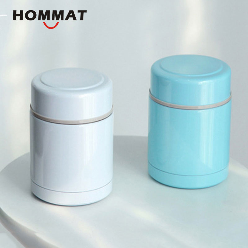 stainless steel vacuum food jar food container thermos for kids soup mug thermal insulated lunch. Black Bedroom Furniture Sets. Home Design Ideas