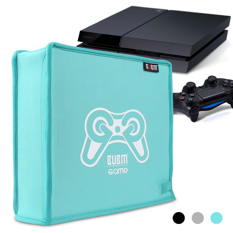 for Sony PlayStation 4 Pro Ps4 Slim Dust Cover Soft Waterprooft Guard Protect Sleeve Case for PS4 Pro Game Console Soft Bag Case