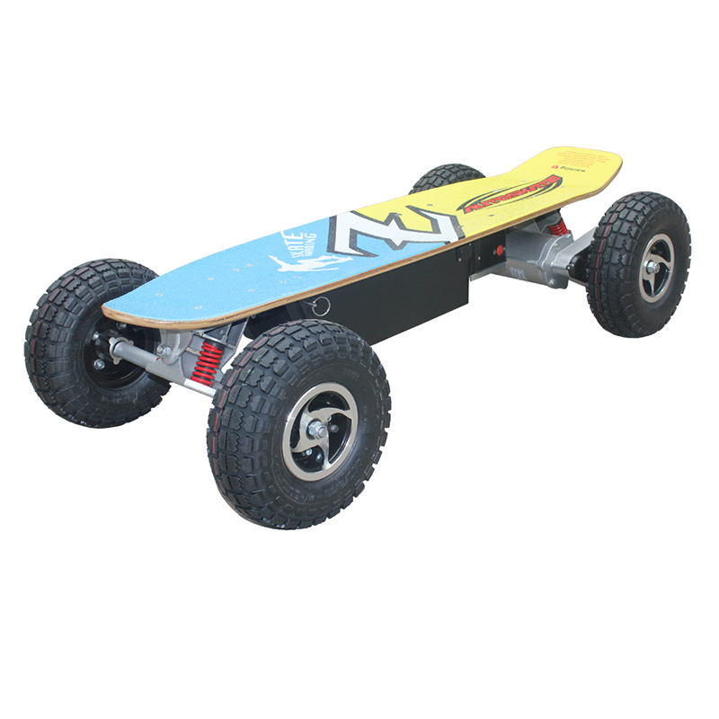4 Wheels Self Balance Electric Scooter Hoverboard