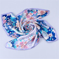 winter scarf women 2016 fashion Stewardess High-grade Real silk Multi purpose face towel bandana horse hijab shawl silk scarf
