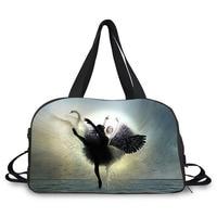 ballet dancer bag travel bag shoes holder bag for ballet yoga and gym use larger capacity sports bag small luggage
