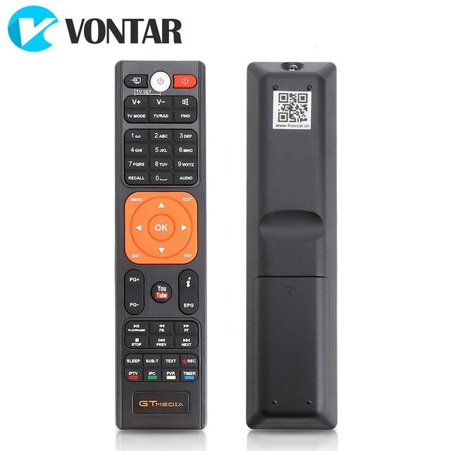 Genuine Remote Control for Digital Satellite Receiver GT MEDIA V8 NOVA FreeSat V8 Super V8 Golden DVB S2 DVB T2 DVB C