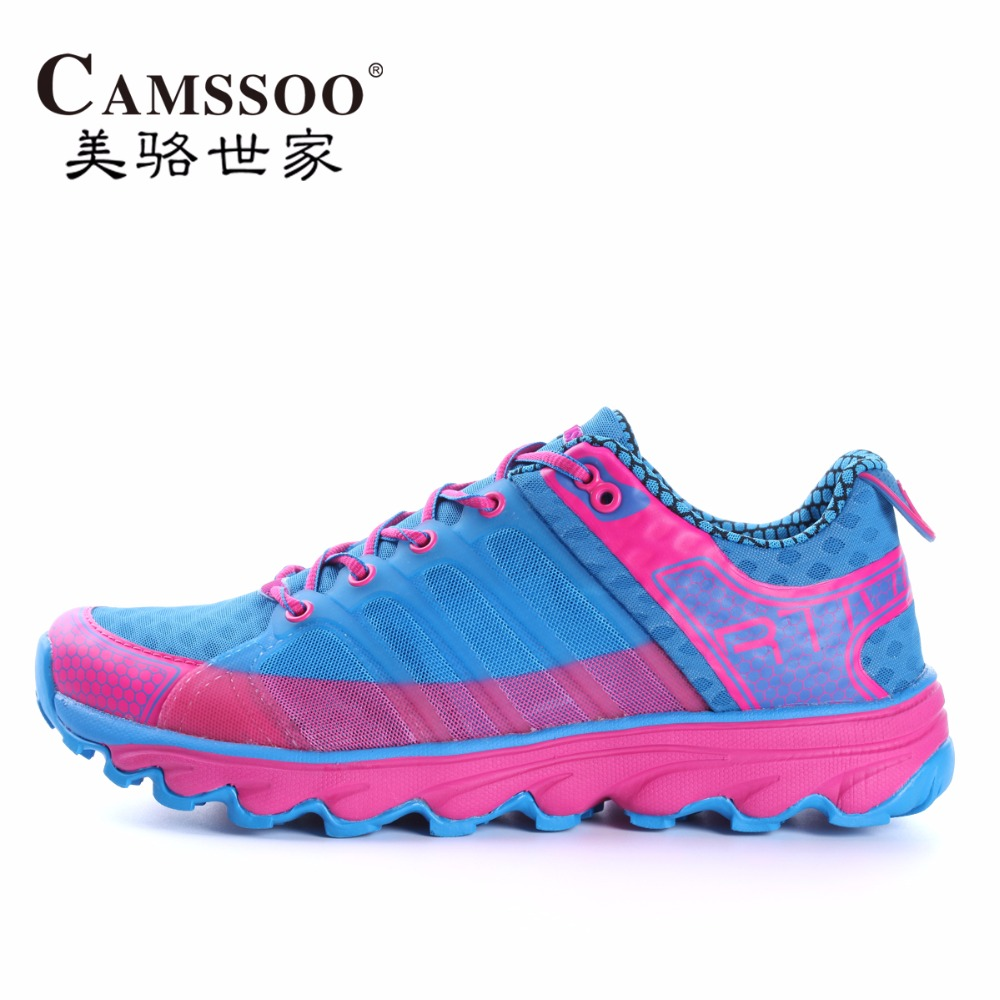 ФОТО High Quality Womens Vogue Sports Running Shoes Sneakers For Women Sport Breathable Outdoor Running Shoe Woman Sneaker