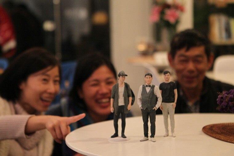 Сканирование человеческого тела Рисунок сделать магазин 3D принтер 3D сканер поворотный стол 3D Рисунок услуги полные машины