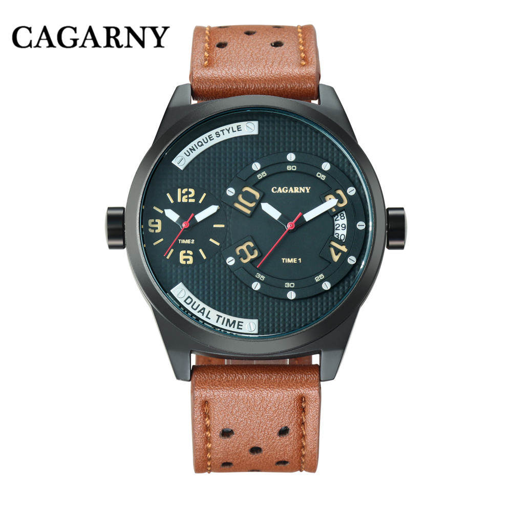 New fashion sports leisure luxury brand men watch multi-functional dual time zone military quartz watch factory men and women multi functional watches sports leisure watches the sleep time sport bluetooth watch