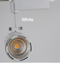 museum track lighting. ALZLZLAC COB Led Track Light 50W 5500LM 85-265V Spot Clothing Jewelry Lighting Museum L