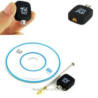 Mini Micro USB DVB T Digital Mobile TV Tuner Receiver For Android Universal Phone