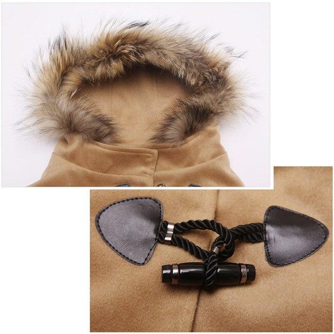 Популярная женская шаль из искусственного меха для девочек, шерстяное пончо с капюшоном, накидка с рукавом «летучая мышь», зимняя куртка, накидка, пончо