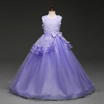 Vestidos De Niñas Para Bodas Otoño 2018 Vestido De Fiesta
