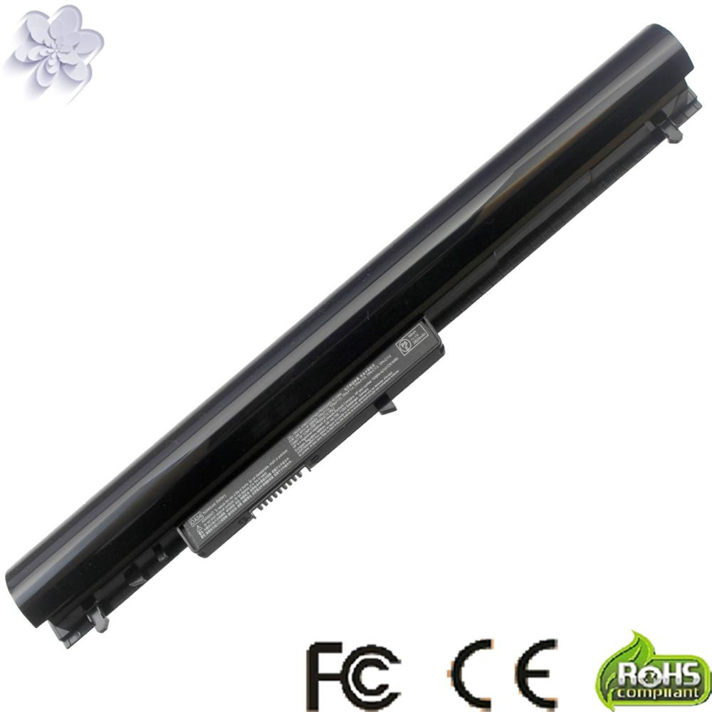 Bateria do portátil para HP Pavilion 14 15 240 245 250 255 G2 G3 Para COMPAQ OA03 OA04 CQ14 CQ15 740715 -001 HSTNN-LB5Y HSTNN-LB5S