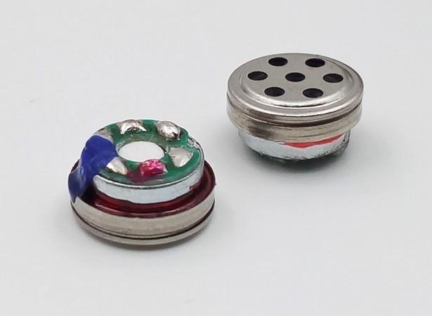 10mm HIFI biological diaphragm unit  10mm Speaker unit