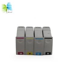 цена на For hp80 Full Dye ink cartridge for HP Designjet 1050 1055 printer