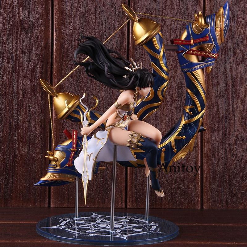 FGO Fate wielki zamówienie figurka Archer isztar 1/7 skala PVC kolekcjonerska zabawka figurka prezent w Figurki i postaci od Zabawki i hobby na  Grupa 2