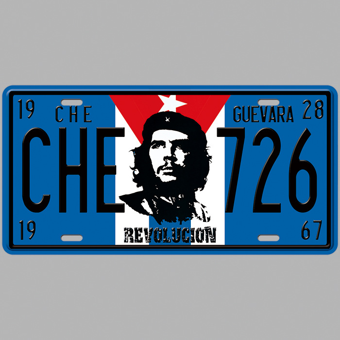 Car Plates License Number Plate Garage Plaque Metal Tin Sign Bar Decor Plaque Metal Decoracao Shabby Chic Home Decor 15*30CM