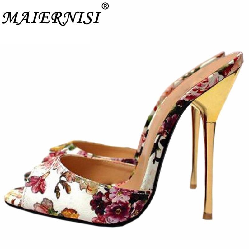 6db284c147df86 Sandales vin Femme Us16 Pantoufles argent Chaussures kaki 14 Pompes Or  flower ruban Or flower Rouge ...