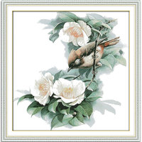 Joy Sunday Yuhina Embroidery Floss DMC Cross Stitch Needlework Counted Cross Stitch Kits For Embroidery D709