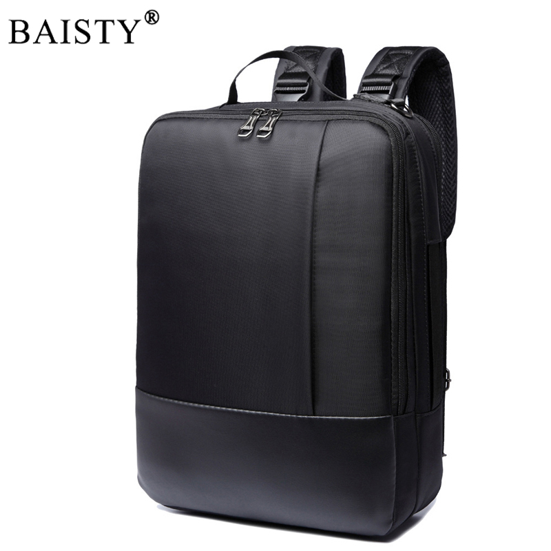 2017 Classic Business Backpack Large Capacity Multifunctional Oxford Computer Bags for 16 inch Laptop Casual Travel bag Day pack ozuko 14 inch laptop backpack large capacity waterproof men business computer bag oxford travel mochila school bag for teenagers