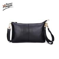 Classic High Quality Fashion Messenger Bag For Women Mini Clutch Evening Bag Solid Women Purse Casual