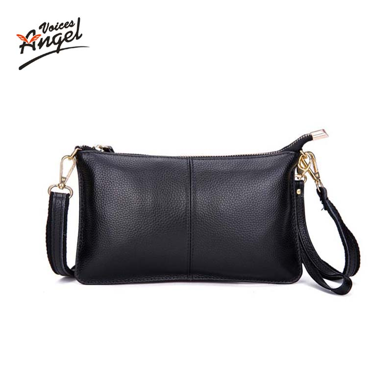 2017 Genuine Leather Women Clutch Bags Cowhide Envelope Organizer Purse Evening Party Handbags Ladies Small Shoulder Beautician bags for women 2017 ladies cheap handbags crocodile silver clutch envelope evening purse leather shoulder woman clutch hand bag