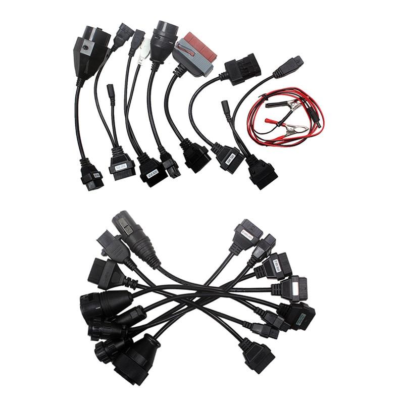 Obdii 16pin Main Test Cable For Autel Al419al519al439al539 Code