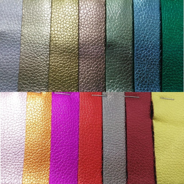 Aliexpress Com Buy Pearlized Synthetic Leather Fabric